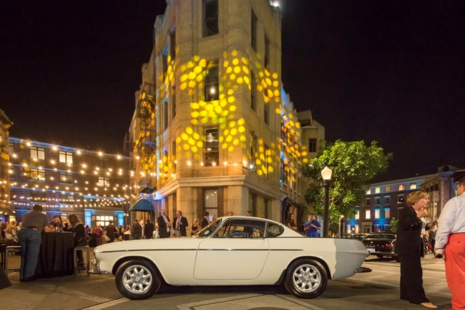 Volvo's 60th anniversary celebration